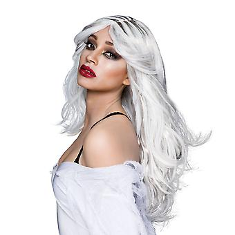 Bristol Novelty Womens/Ladies Ghost Bride Wig