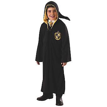 Harry Potter Hufflepuff Hogwarts lisensoitu Robe Book viikko lapsi poikien puku