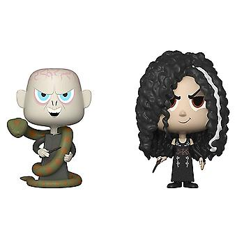 Harry Potter Bellatrix & Voldemort Vynl.