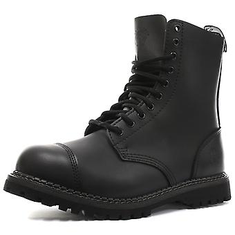 Grinders Stag 2015 Matte Finish Mens Safety Steel Toe Cap Boots  EU 40