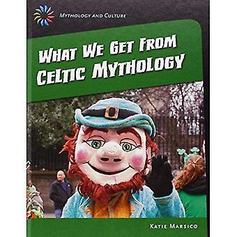 What We Get from Celtic Mythology (21st Century Skills Library: Mythology and Culture)