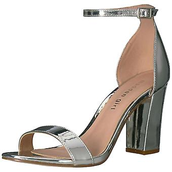 Madden Girl Womens Beellaw Open Toe Ankle Strap Classic Pumps