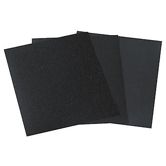 Wolfcraft Pliego sandpaper dry water 600 grain