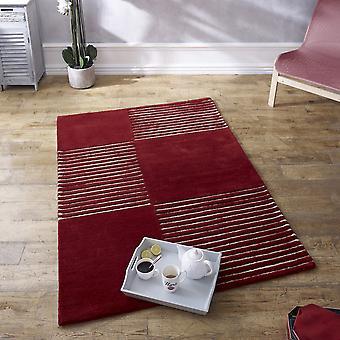 Skye 03 Sonnenuntergang Teppiche nach Konzept In Rotwein