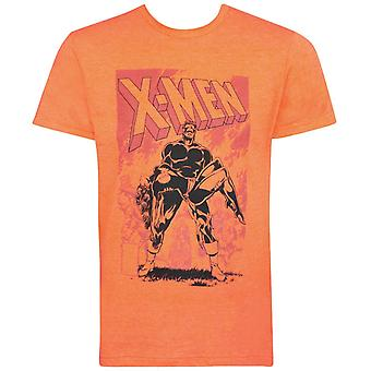 X-Men kuolema Phoenix Orange Men ' s T-paita