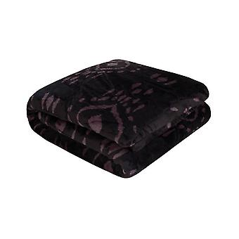 Bambury Zuni Ultraplush Couverture Minuit