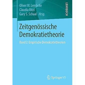 Zeitgenssische Demokratietheorie by Lembcke & Oliver W.