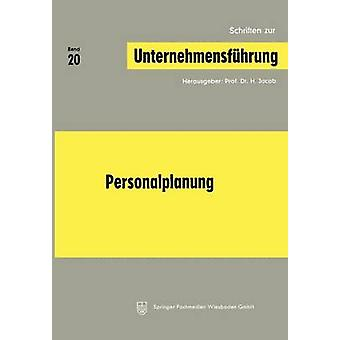 Personalplanung by Jacob & H.