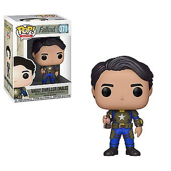Fallout Vault Dweller Male Pop! Vinyl