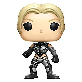 Tekken Nina Williams Silver Suit US Exclusive Pop! Vinyl