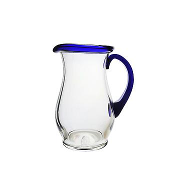 Bergdala Hyttan - Blue Edge - Melkkruik / Pitcher 75 cl Design