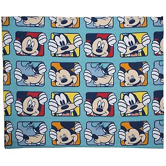 Mickey Mouse Play Fleece Blanket