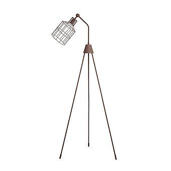 ضوء & المعيشة مصباح الطابق ترايبود 49 × 45 × 166 سم رابانسي الصدأ