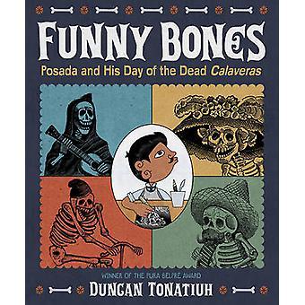Funny kości - Posada i jego dzień zmarłych Calaveras przez Duncan Tonat