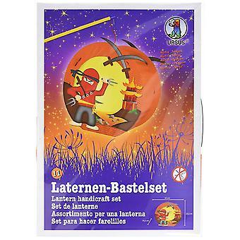 Ursus Lantern Handicraft Set Ninja Toy (4008525128014)