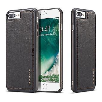 Case For iPhone 8 / 7 Black Rigid