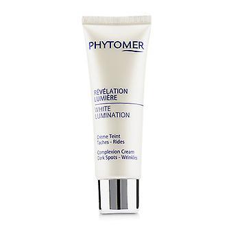 Phytomer White Lumination Complexion Cream Dark Spots - Wrinkles - 50ml/1.6oz