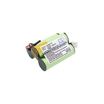 Battery for Fluke 1650740 1521 Thermometer 1522 Testpath 140005 EW-93202-02