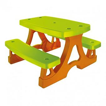 Mochtoys children's bench, child seat group 10722 for indoors and outdoors 79x78x49 cm