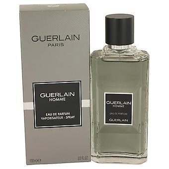 Guerlain Homme Eau De Parfum Spray By Guerlain   536811 100 ml