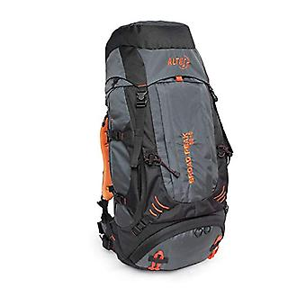 Altus Broad Peak - Unisex Backpack Adult - Grey/Black - 70 Litres