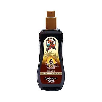 Spray Sun Protector Instant Bronzer Australian Gold SPF 6 (237 ml)