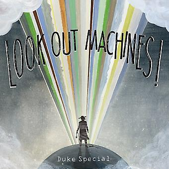 Duke Special - Look Out Machines! [CD] USA import
