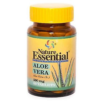 Nature Essential Aloe Vera 500 mg 60 Tablets