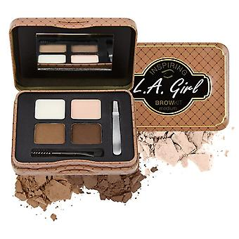 L.A. Girl Brow Eyebrow Palette Inspiring Medium and Marvelous
