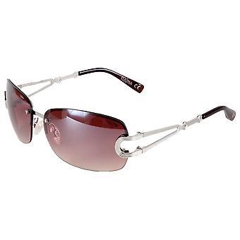 Suuna Rimless Sunglasses - Silver