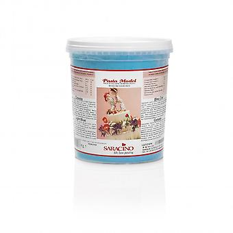 Saracino Modelling Paste - Light Blue - 1kg - Simple