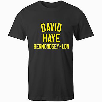 David Haye boksing Legend T-skjorte
