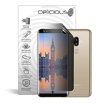 Celicious Privacy 2-Way Anti-Spy Filtro Schermo Protettore Film Compatibile con Blackview S8