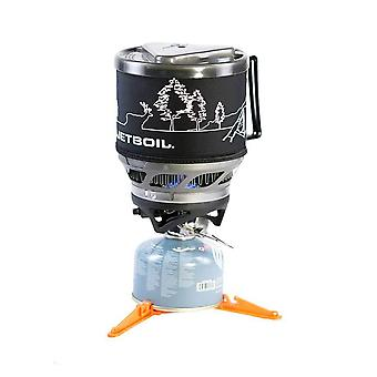 JetBoil MiniMo Portable Cooking System (Carbon)