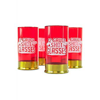 Attitude Clothing 12 Gauge Shot Glasses