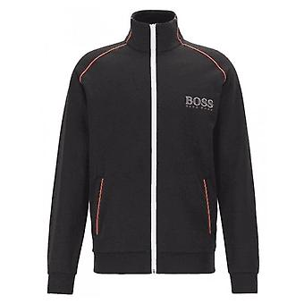 Hugo Boss Leisure Wear Hugo Boss Men's Black Tracksuit Jacket