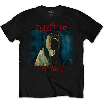Pink Floyd The Wall Scream Roger Waters Officiel T-Shirt Unisex
