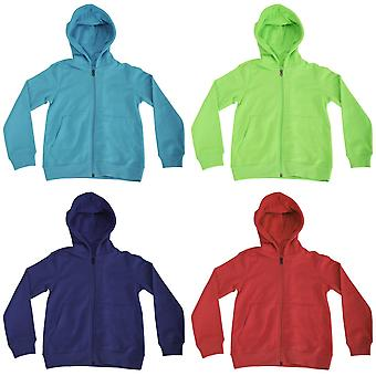 Active By Stedman Childrens Sweat Jacket