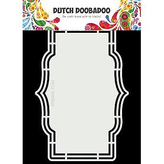 Голландский Doobadoo голландский формы искусства LilyA5 470.713.184