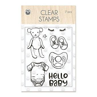 Piatek13 - Clear stamp set Baby Joy Hello Baby P13-BAB-30 A7