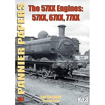 The Pannier Papers: The 57XX Engines: 57XX, 67XX, 77XX