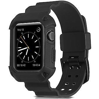 Apple Watch 42 mm Armor Case with bracelet - black