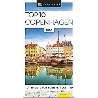 DK Eyewitness Top 10 Copenhagen - 2020 (Travel Guide) by DK Eyewitness