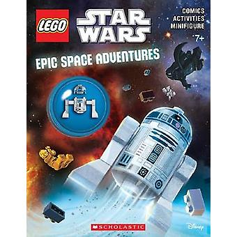 Epic Space Adventures by Ameet Studio - Various - 9780545917278 Book