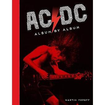 AC/DC - Album by Album by Martin Popoff - 9780785837541 Book