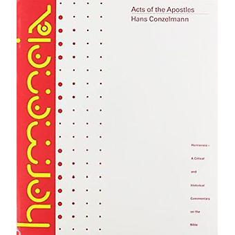 Acts of the Apostles by Hans Conzelmann - 9780800660185 Book