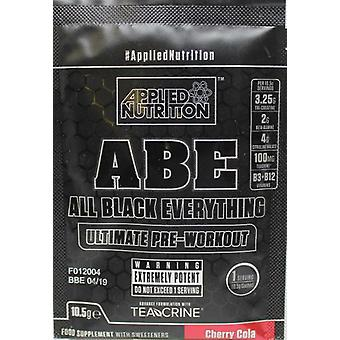 Applied Nutrition All Black Everything Candy Ice blast 10 g 1 serving