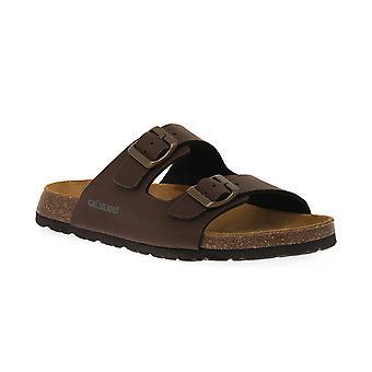 Grunland mahogany shoes