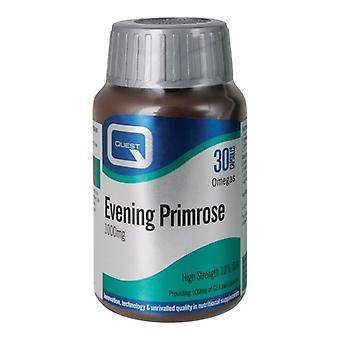Quest Vitamins Evening Primrose Oil 1000mg Caps 30 (601560)