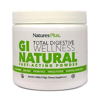 Nature's Plus GI Natural Drink Powder 174g (43867)